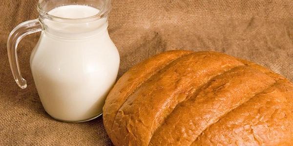 В Кременчуге стали делать меньше молочки и хлеба