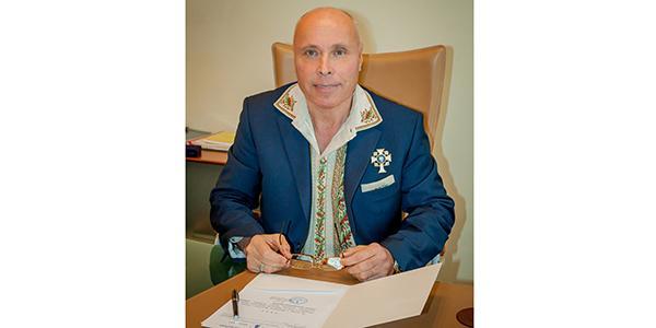 Голова Правління ПАТ «ПОЛТАВАОБЛЕНЕРГО» Євген Засіменко