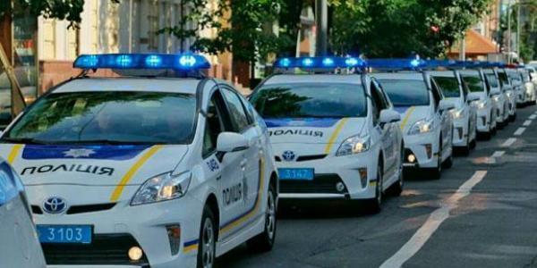 В Полтавской области сегодня стартовал эксперимент: патрульные выехали на трассы государственного значения