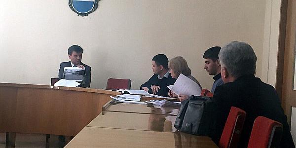 Руководство автовокзала Кременчуга оштрафовали за неубранный в январе снег