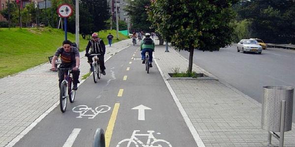 Исторический момент: Кременчуг приблизился к велодорожкам