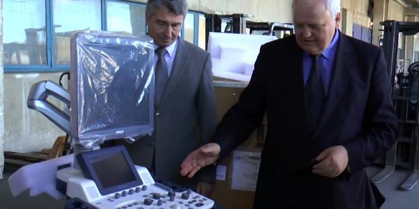 Кременчуг получит французские аппараты УЗИ