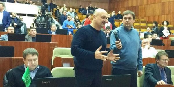 Депутаты Полтавского облсовета не довольны полицией