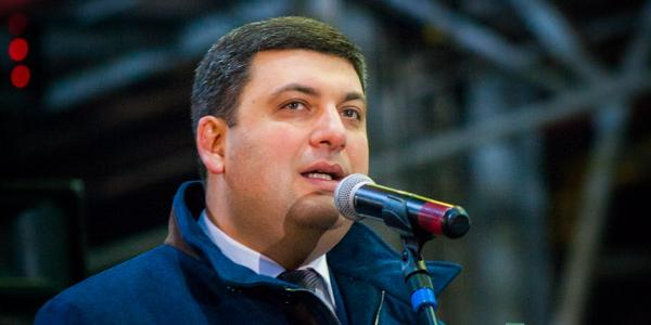 Гройсман заявил, что не позволит давить на КрАЗ и других национальных производителей