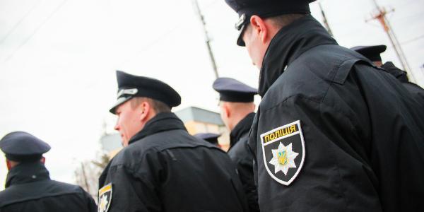 Кременчугские патрульные уже в Киеве и будут охранять порядок во время Евровидения