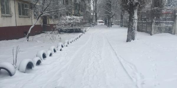 Во дворы Кременчуга проход запрещен