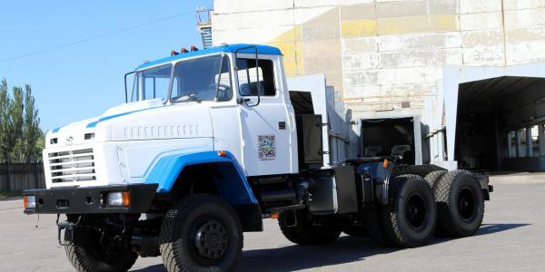 КрАЗы будут обслуживать атомные станции Украины