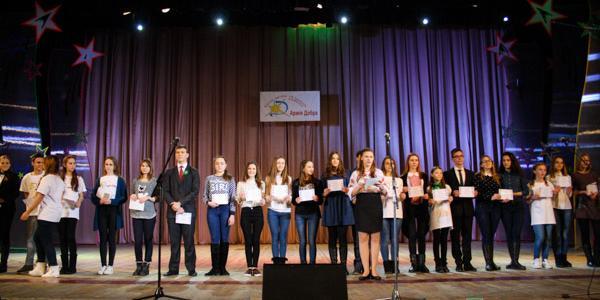 Кременчугские школьники стали настоящими солдатами