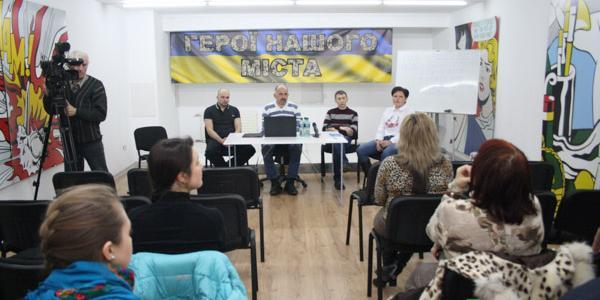 «Мы хотим сохранить память о защитниках нашего города», - Кравченко