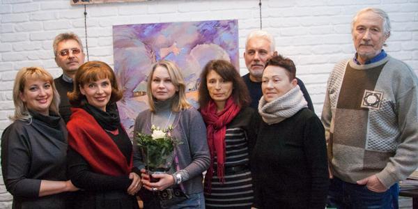 Кременчугские художники загорелись идеей провести Всеукраинскую выставку картин