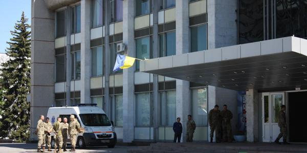 Вице-мэр Проценко считает, что прощаются с погибшими воинами АТО в Кременчуге достойно, а про «танцы на костях» - молчит