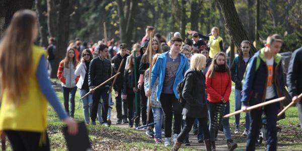 Кременчуцька молодь попрацює на благо міста за майже мільйон гривень