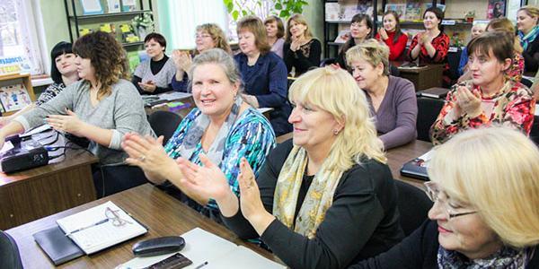 Школьные библиотеки Кременчуга – лучшие на Полтавщине