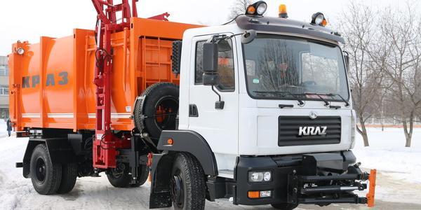 КрАЗ улучшит благосостояние бродовский городской общины
