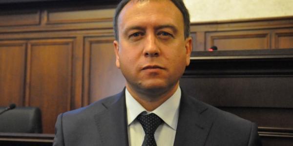 Прокурор Полтавщины Н.Кармазин