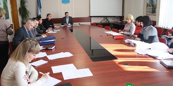 Комиссия депутатов Кременчугского горсовета по промышленности