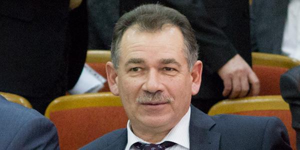 Депутат Кременчуцької міської ради VII скликання Олександр Леонідович Коркішко