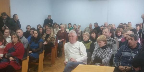 Бунт в Крюковской райадминистрации: работники не согласны с руководством