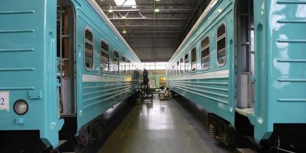 «Крюковский вагоностроительный завод» получил заказ на 38 вагонов от «Укрзалізниці»