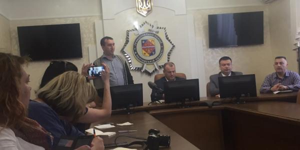 Факт похищения члена НСЖУМоисеенко в Кременчуге и его вывоз в ГоришниПлавни не подтвердился
