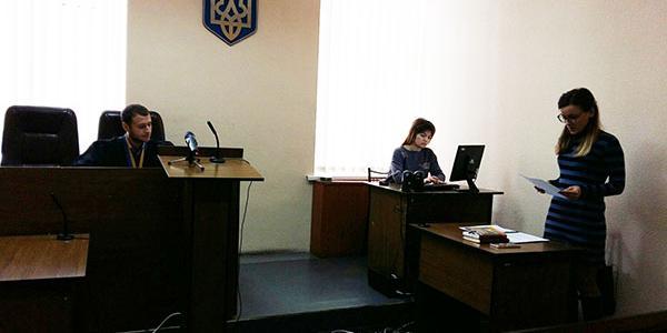 Судью Рыбалку попросили оставить дело Украинца