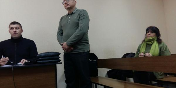 Завтра будет оглашен вердикт по делу экс-главврача Третьей горбольницы Вадима Украинца