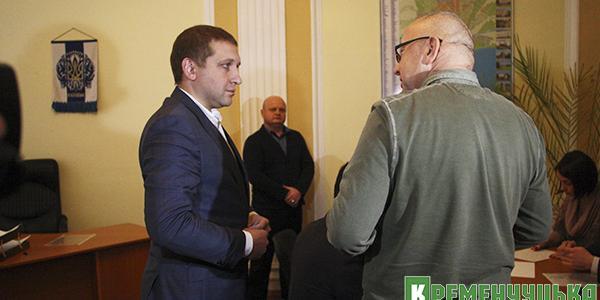 В.Малецкий и В.Украинец
