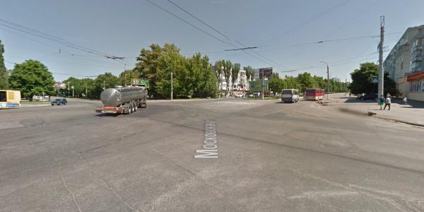 Кругового движения в Кременчуге на ключевых перекрестках улицы Пугачева не будет