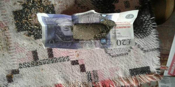 Поліція вилучила в Кременчуцькому районі подрібнену марихуану