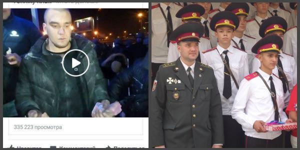 Активист Игорь Громов завтра лично расскажет о титушках из Кременчуга, которые громили рынок в Киеве