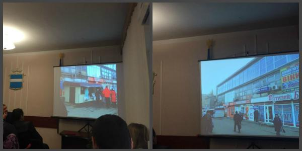 Мэр Малецкий приказал снести торговый павильон на «Авроре»