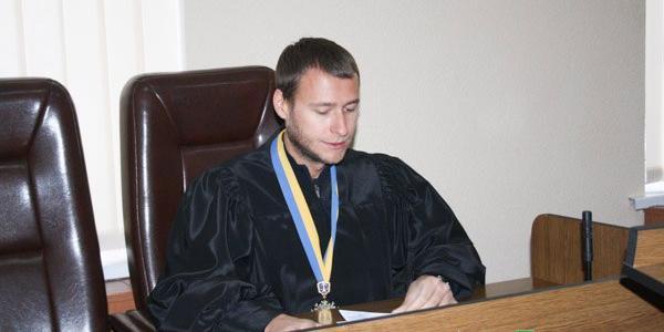 Дело Украинца и дальше будет рассматривать судья Рыбалка