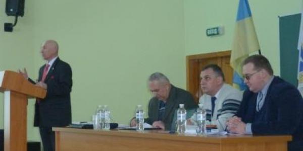 Кременчугских юристов учили пользоваться Конституцией и проводить негласные следственные действия