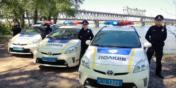 Полицейские Кременчуга будут патрулировать Горишни Плавни
