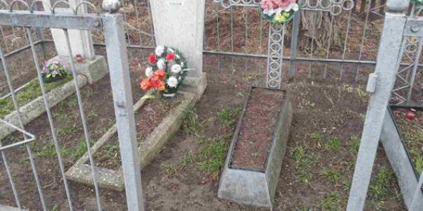 Кременчужанина задержали за надругательство над  могилами