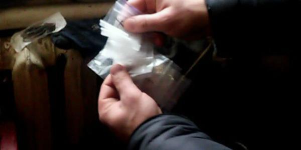 У жителя Кременчуга изъяли метадон