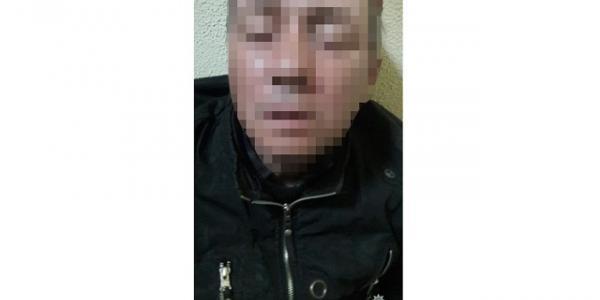 В центре Кременчуга гулял пьяный преступник