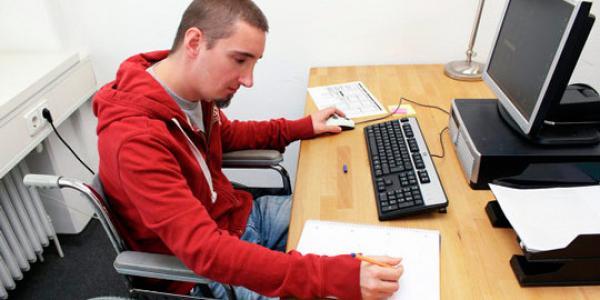 В Кременчуге люди с инвалидностью смогут работать не только охранниками и сторожами