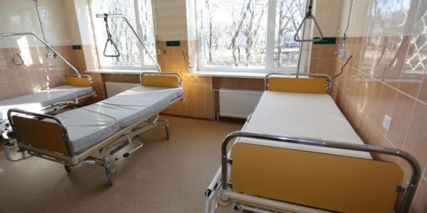 Реанимацию Первой больницы в Кременчуге отремонтировали
