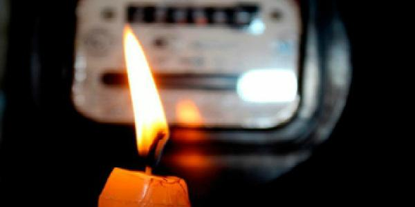 В центре Кременчуга – авария на электросетях