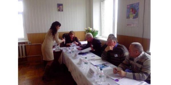 Конкурсная комиссия Управления Государственного агентства рыбного хозяйства в Полтавской области информирует об итогах рейтинга кандидатов