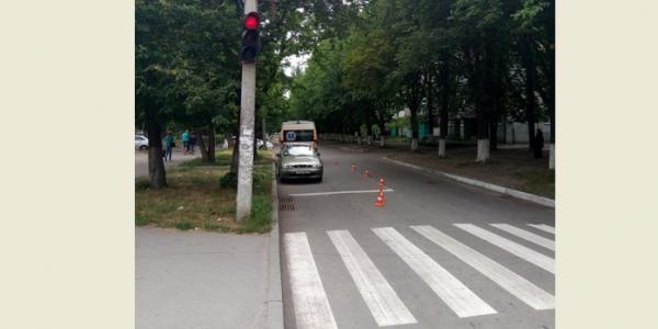 В Кременчуге под колеса авто попал пешеход