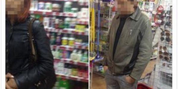У Кременчуці патрульні затримали магазинних крадіїв