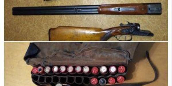 Кременчуцькі правоохоронці затримали викрадача мисливських рушниць