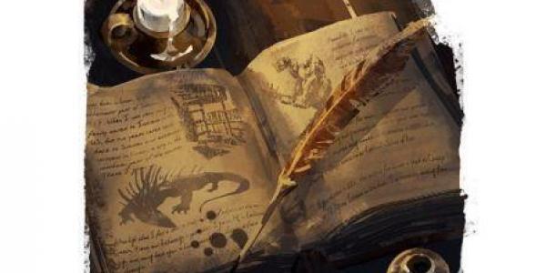 В Кременчуге школьники попали в Таинственную библиотеку