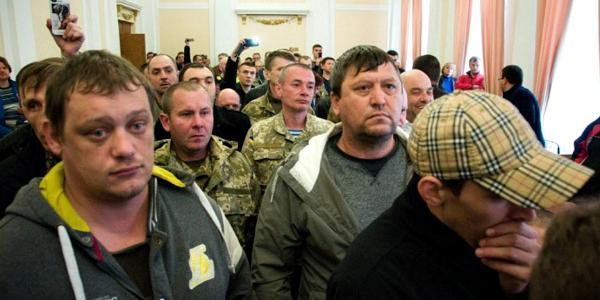 Кременчугские активисты требуют созыва внеочередной сессии горсовета Полтавы