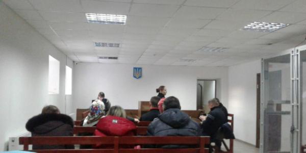 В Кременчуге судят банду грабителей из Запорожской области