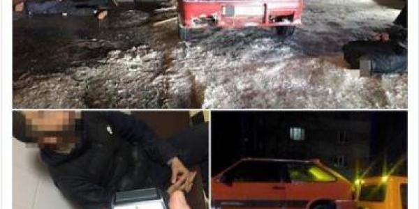 В Кременчуге пьяные злоумышленники избили парня и его девушку