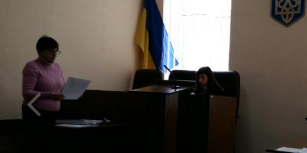 Депутат Гордеева обещает подать в суд на судью Дину Андриец
