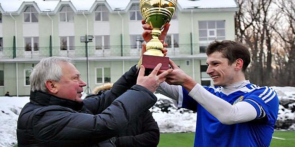 ФК «Кремень» выиграл кубок Пожечевского